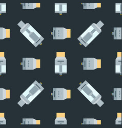 Vaporizer atomizers types pattern vector