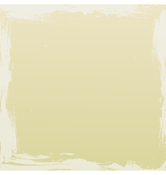 Grunge beige background vector