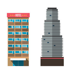 Hotel room service resort business vacation vector