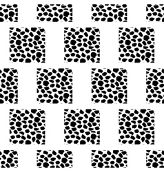 seamless brush strokes careless vector image vector image