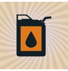 Oil industry design vector