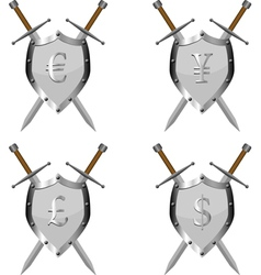 forex armour vector image