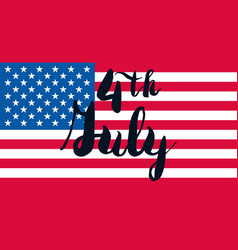 4th july day vector