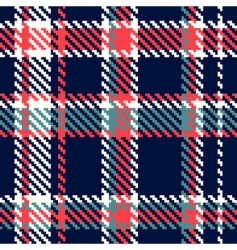 Ss checkered vector pattern vector