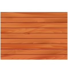 Wooden background with texture of hardwood vector