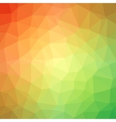Bright abstract geometric backgrounds vector image