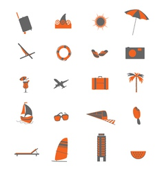 Travel object vector