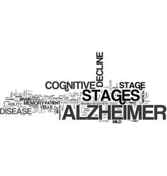 Alzheimer spray cure text word cloud concept vector