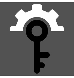 Key options icon vector