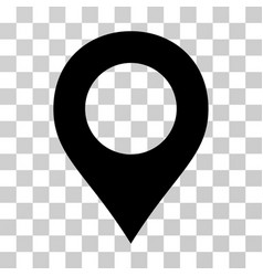 map marker icon vector image vector image