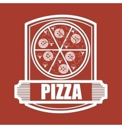 menu restaurant cover icon vector image