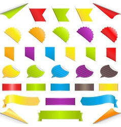 Stickers Pack vector image