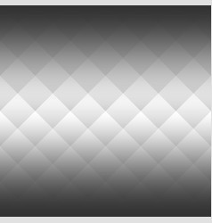 Abstract background of squares in diagonal vector