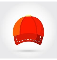 Cap Design element vector image