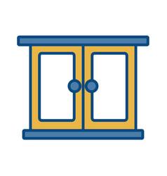 Door icon image vector