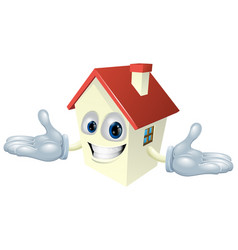house character vector image