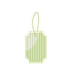 Silhouette label design element to decoration vector
