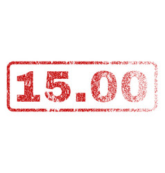 1500 rubber stamp vector