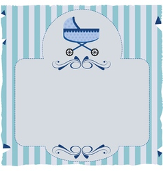 Paper invitation vector