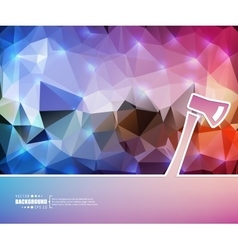 Abstract creative concept background For vector image vector image