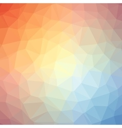 Bright abstract geometric backgrounds vector