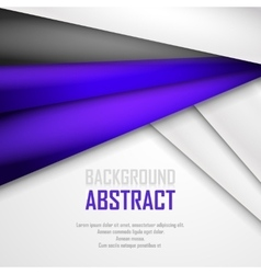 Abstract background of purple white and black vector