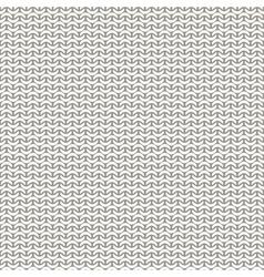Seamless closeup fabric texutre vector
