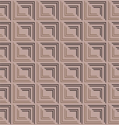 Seamless Squares Pattern vector image vector image