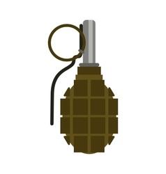 Grenade bomb vector