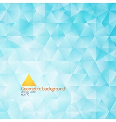 Seamless abstract icy background vector image