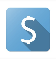 Usd sign icon2 vector