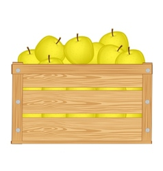 Apple box vector