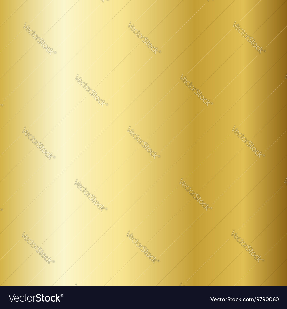 Gold texture golden smooth background vector