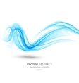 Abstract template background with wave vector image