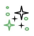 Stars II vector image