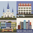 New Orleans vector image