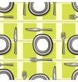 Tableware6 vector image