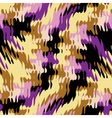 camouflage print vector image
