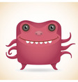 Monster10 vector image vector image