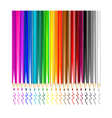 Colored Pencil vector image vector image