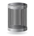 dustbin 03 vector image