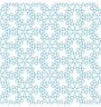 Arabic pattern vintage style Traditional east vector image
