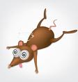 rat 02 vector image