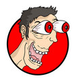 Amazing expression vector image