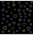 High quality original hand drawn Pattern with vector image