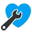 Heart Repair Icon vector image