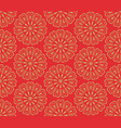 asain pattern vector image