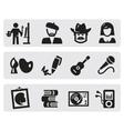 Creative professions vector image