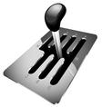 Gearbox vector image vector image