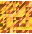 Mosaic of random shapes vector image